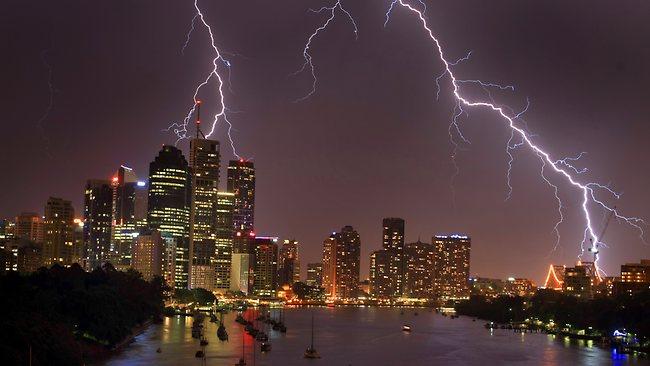 qld storm season